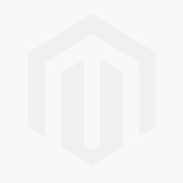 Camco Life Is Better At The Campsite Blue RV Truck Trailer & Tree Pattern On White Dinner Plate