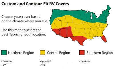 RV Cover Map